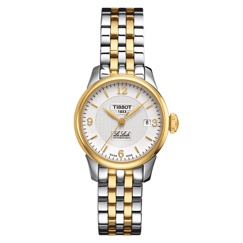 TISSOT LE LOCLE AUTOMATIC SMALL LADIES WATCH T41218334