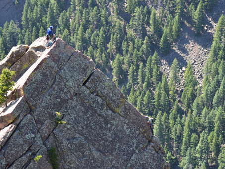 So you want to become a climbing guide? We bet you can't guess what it takes!