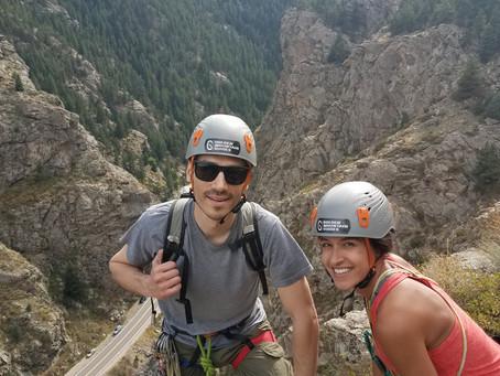 Setting SMART climbing goals will help you reach new heights!