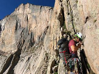 Guided Rock Climbing Trips on Longs Peak in Rocky Mountain National Park.jpg