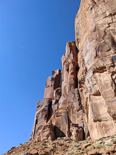 A great introduction to climbing desert towers