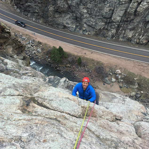 Playin' Hooky - Intro to Multipitch Climbing