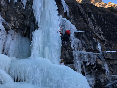 Why You Should Try Ice Climbing