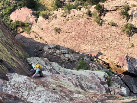 Climbing Ruper in Eldorado Canyon: A Trip Report