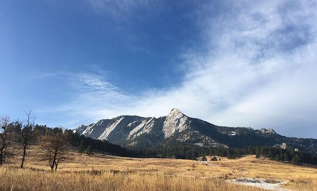 Rock Climbing in the Boulder Flatirons