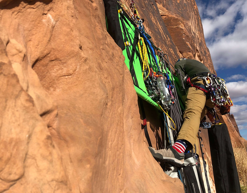 Rock climbing essentials: what to pack