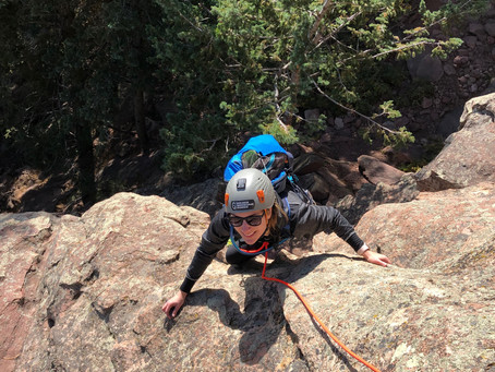 Climbing a Boulder Flatiron? Here's What You Need to Know