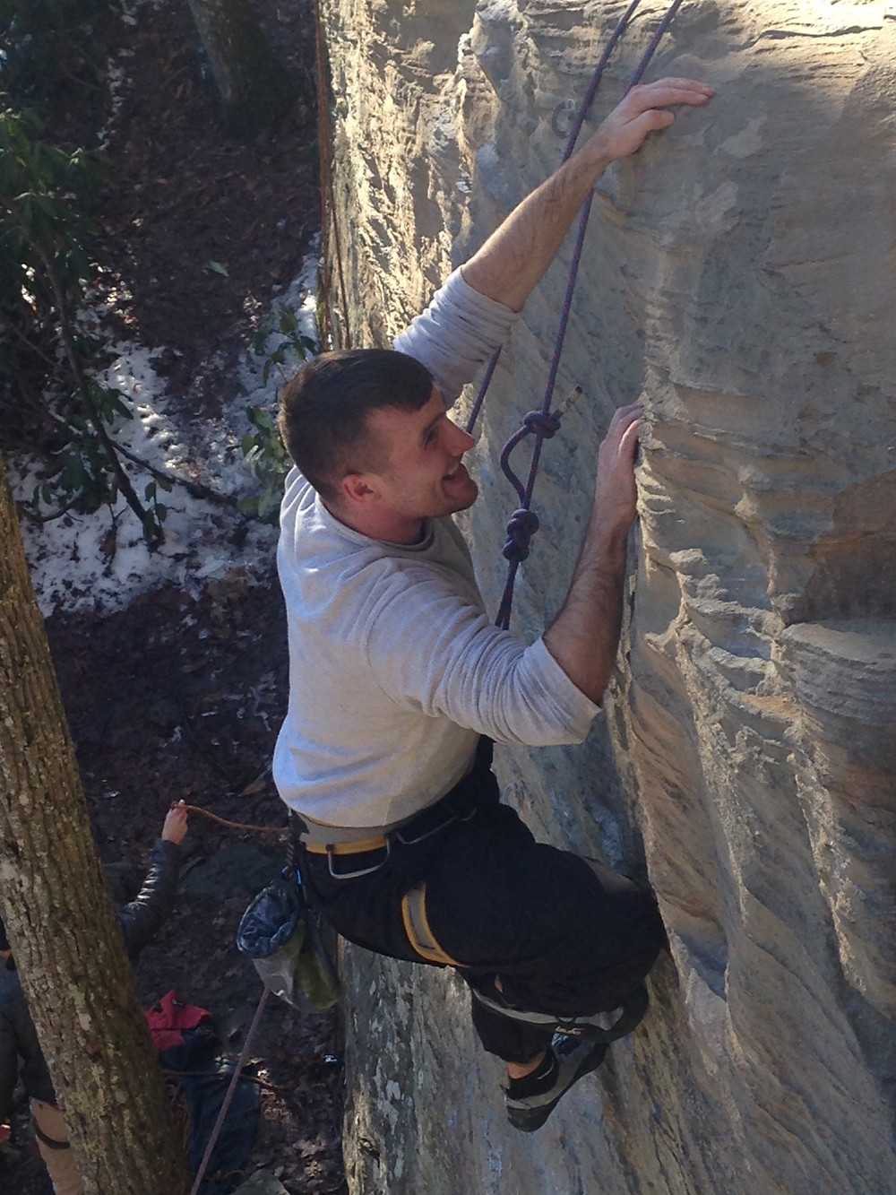 How to become an AMGA Certified Rock Guide