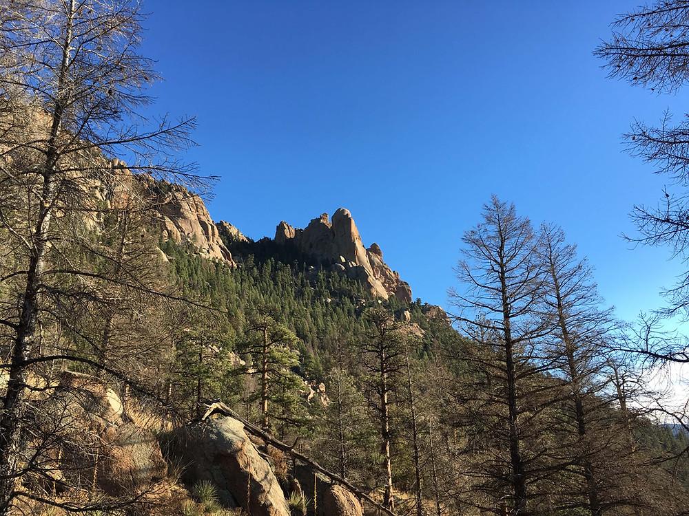 South Platte Rock Climbing