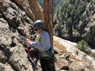 Rock climbing courses in Denver