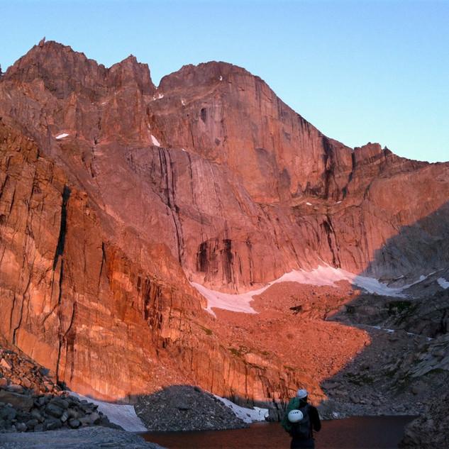 Longs-Peak-Sunrise