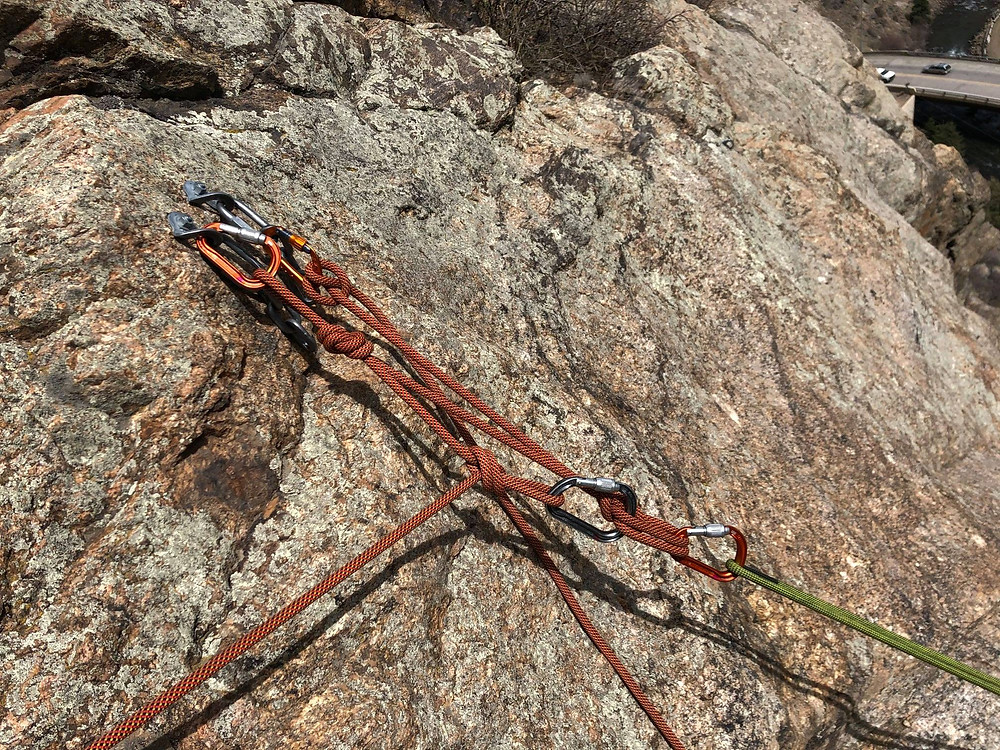 Three climbing anchors every climber should know