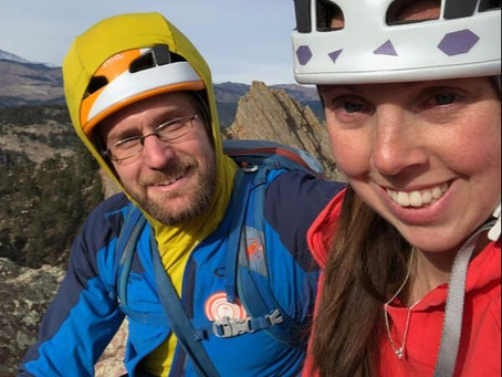 Happy New Year from Golden Mountain Guides