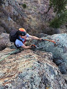 Colorado ice climbing trips