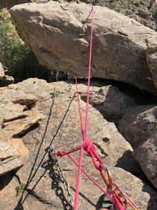 Rock climbing classes in Denver