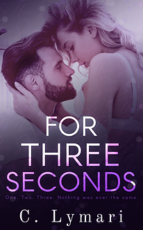 C Lymari FOR THREE SECONDS ebook cover.p