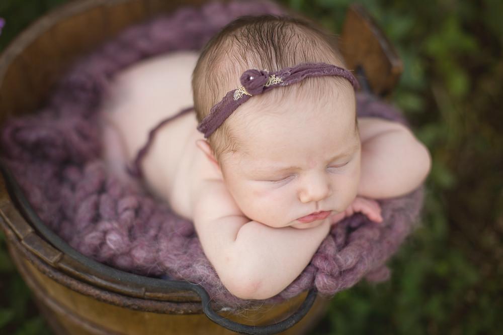 Newborn baby bucket, Sarasota Florida