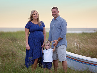 Siesta Key Beach Maternity Session