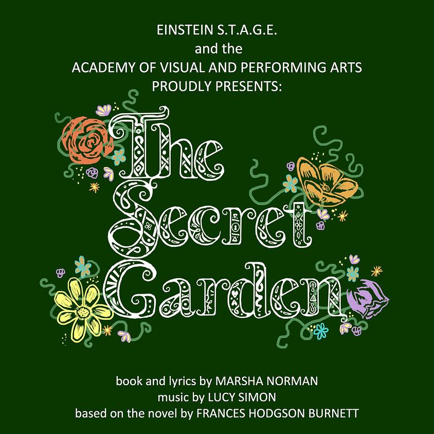 Spring Musical - The Secret Garden