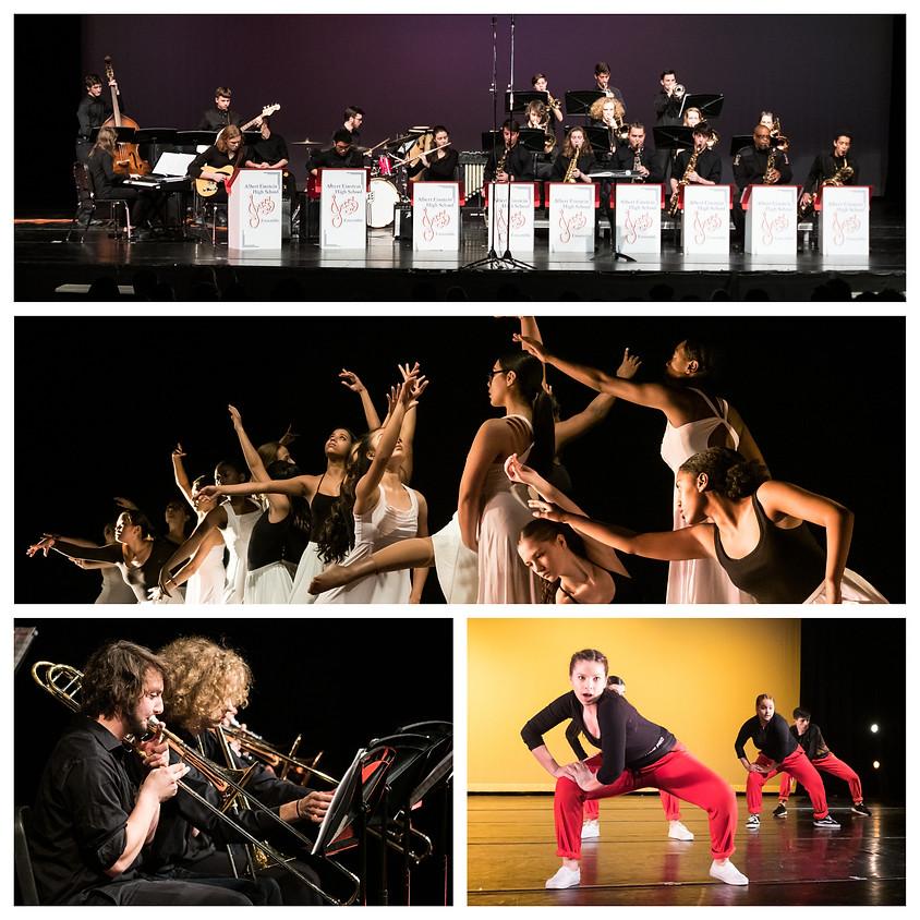 Winter Dance & Jazz Band Concert