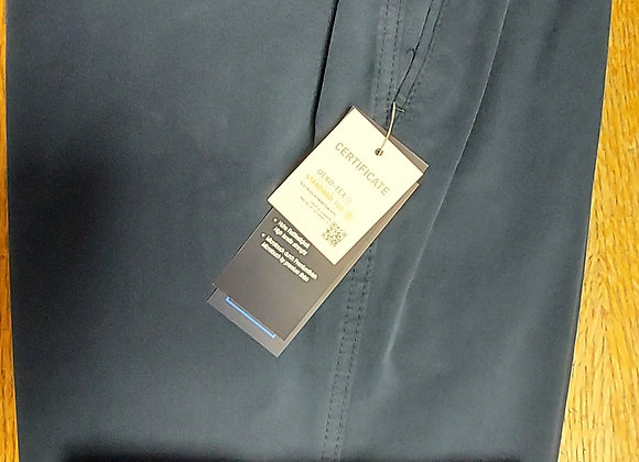MID BLUE COTTON TROUSERS BY BRUHL