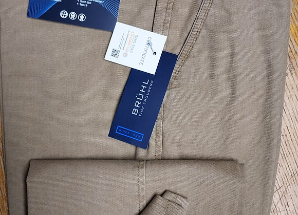 STONE COTTON TROUSERS BY BRUHL