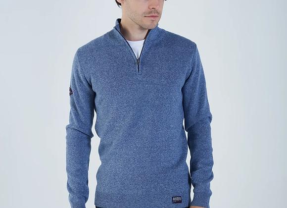 Diesel 1/4 zip sweater