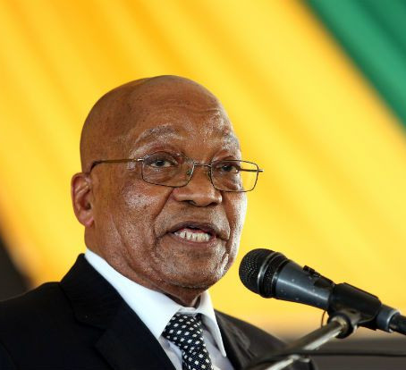 Zuma Does not Embody African Leadership