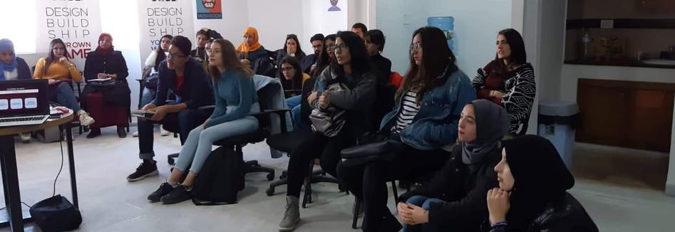 Malek Abidi's YLDP Session 1