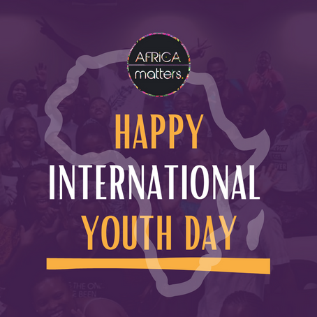 This International Youth Day…