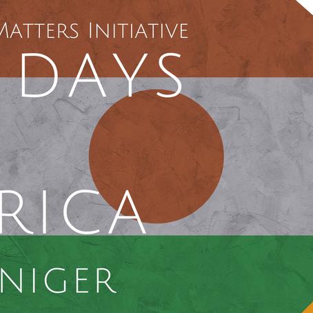 #56DaysofAfrica- Niger