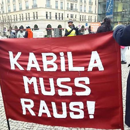 Kabila Muss Raus