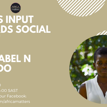 How To Get Involved With Social Impact Work with Christabel Netondo