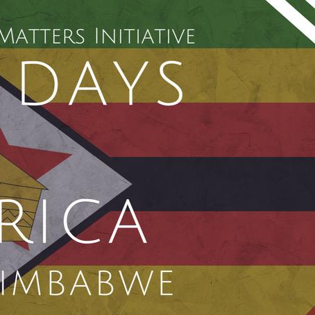 #56DaysofAfrica- Zimbabwe