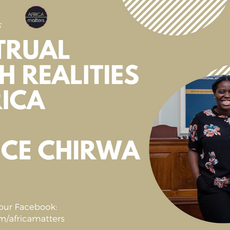 Moving Beyond Menstrual Myths with Candice Chirwa