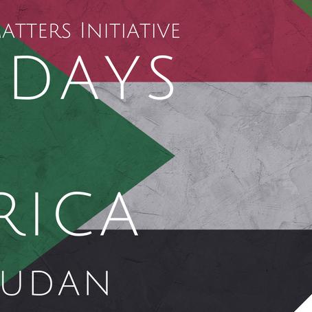 #56DaysofAfrica- Sudan