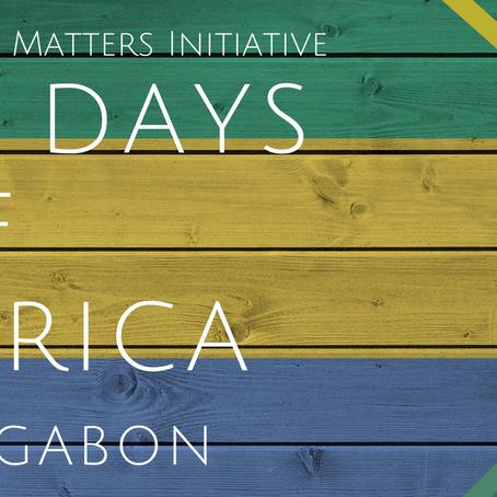 #56DaysofAfrica- Gabon