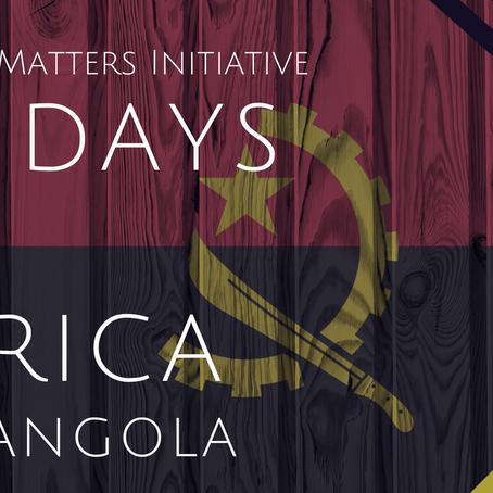 #56DaysofAfrica -Angola & Djibouti
