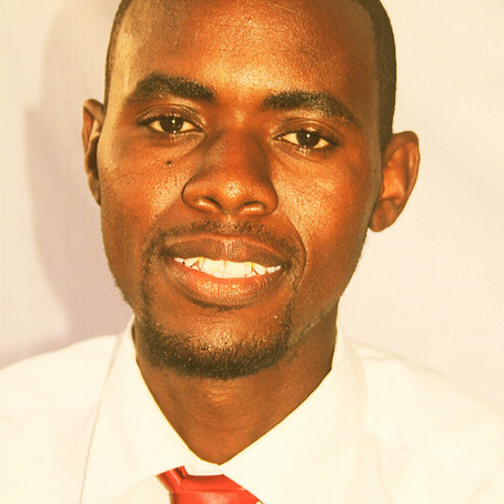Winner of the Africa Day Writing Competition& Artist of the Month: Everton Tunduwe