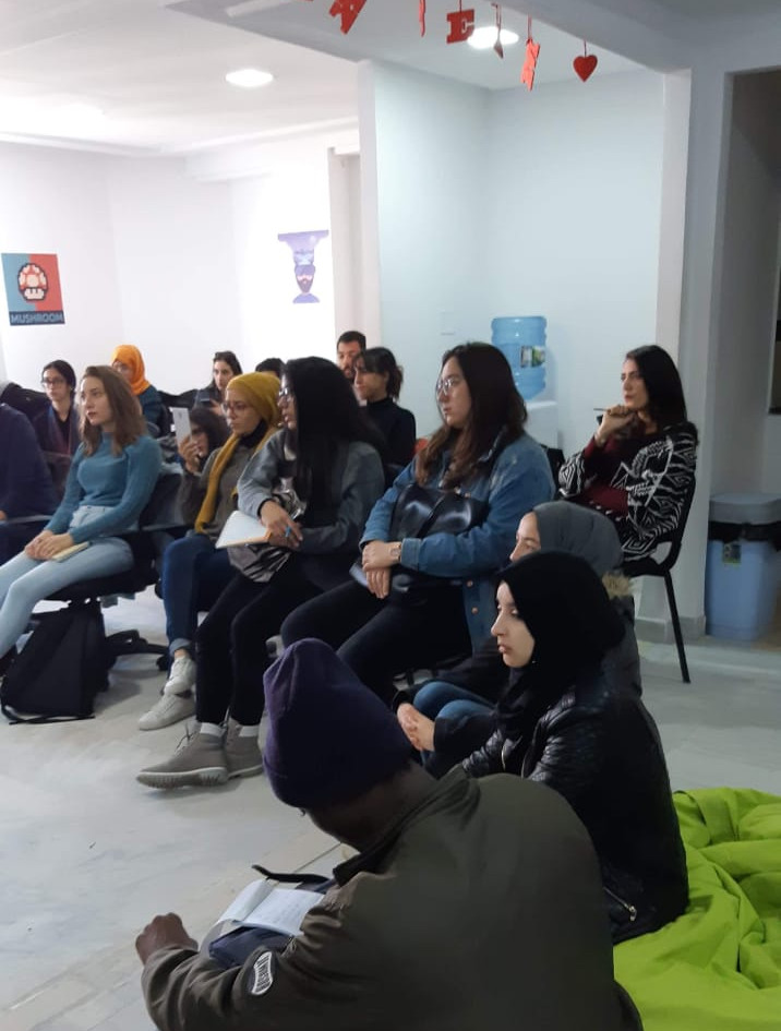 Malek Abidi's YLDP Session 4
