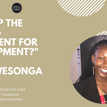The Great Performance Enhancer and Developmental Aid: An Interview with Resla Wesonga