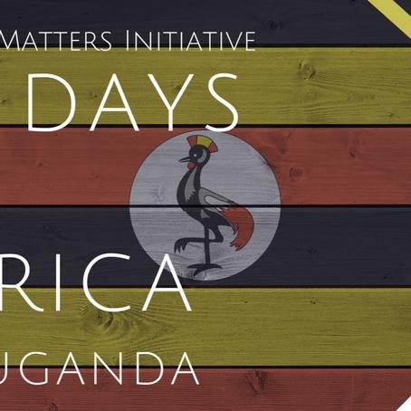 #56DaysofAfrica- Uganda