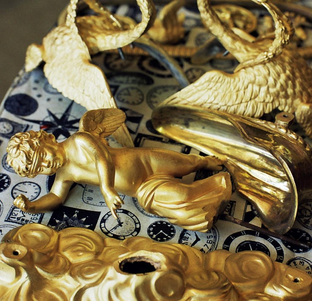 Bronzes démontés