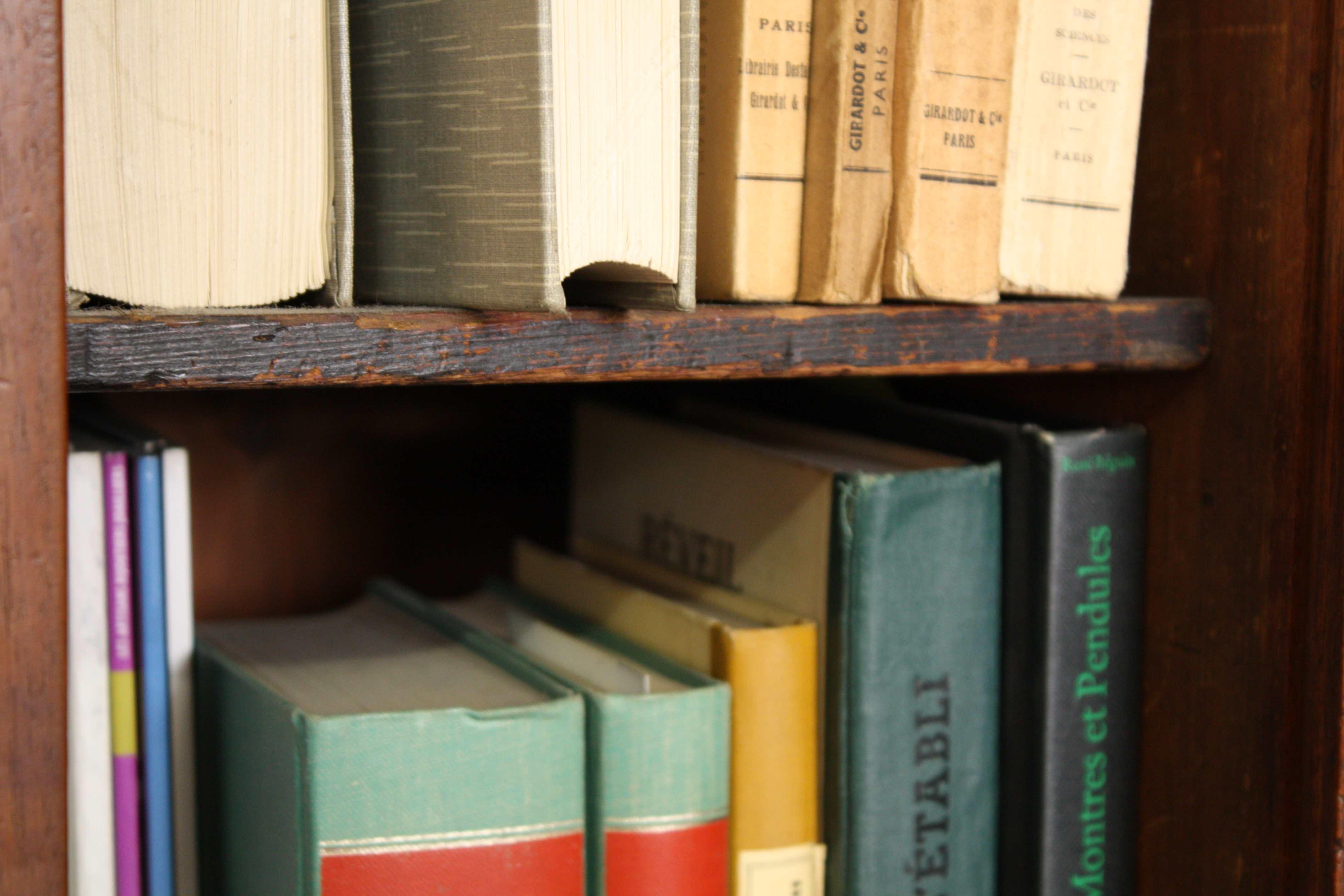 Bibliothèque d'horlogerie