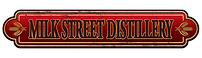 milk street distillery logo