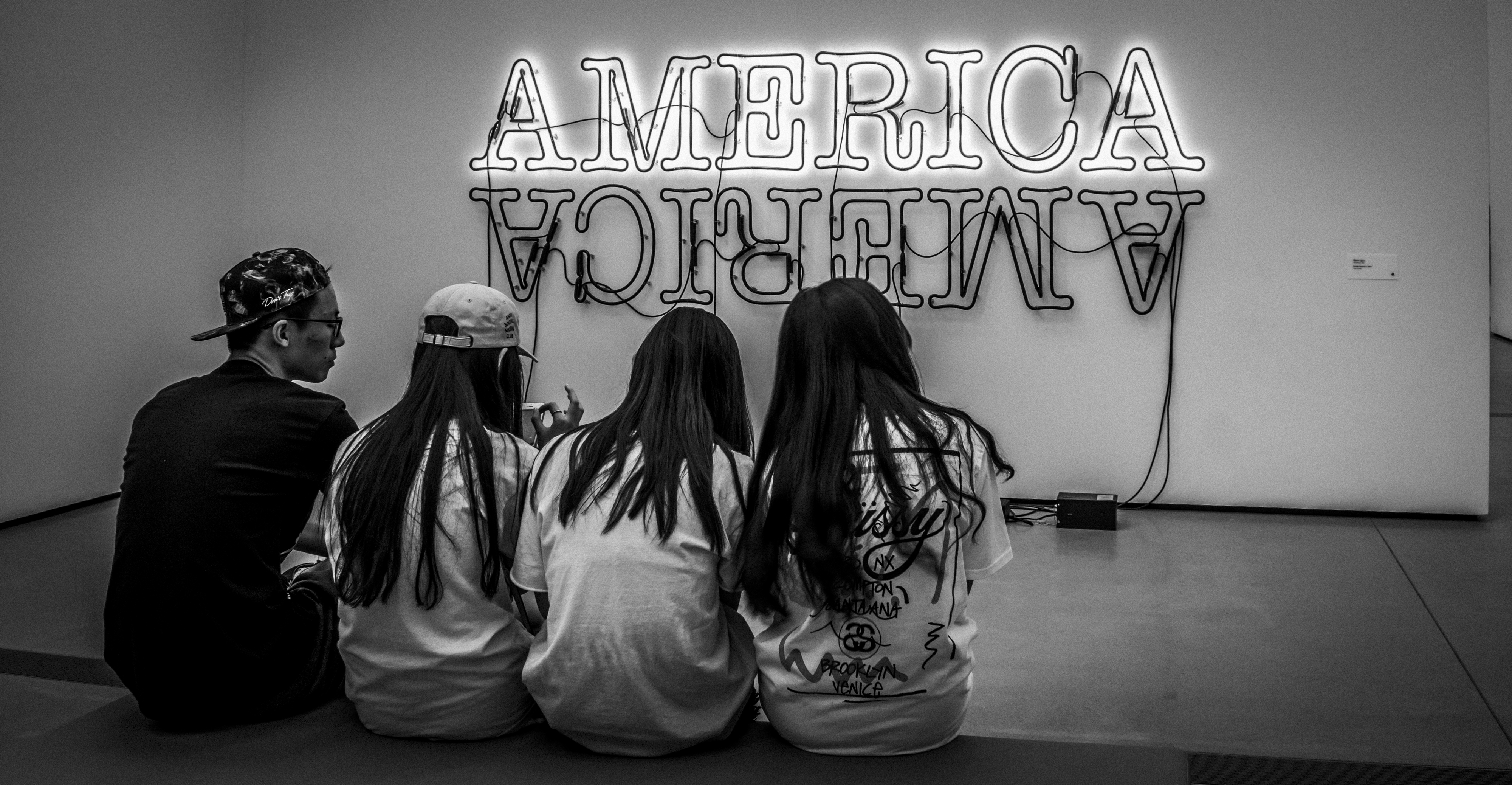 """America"""