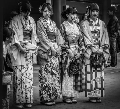 """Tokyo Girls"" (2016)"