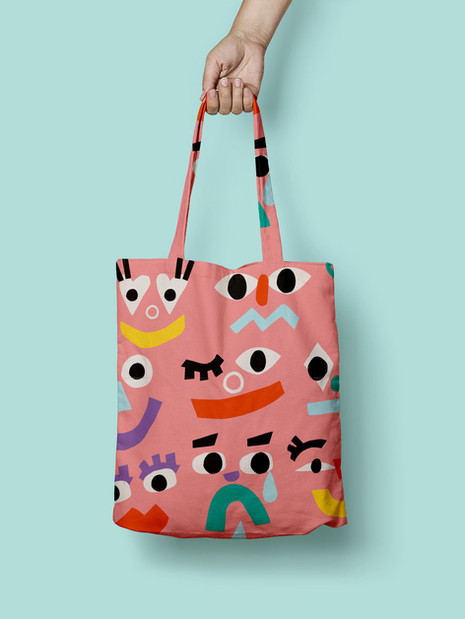 NOT JUST ANOTHER COOL TOTE BAG