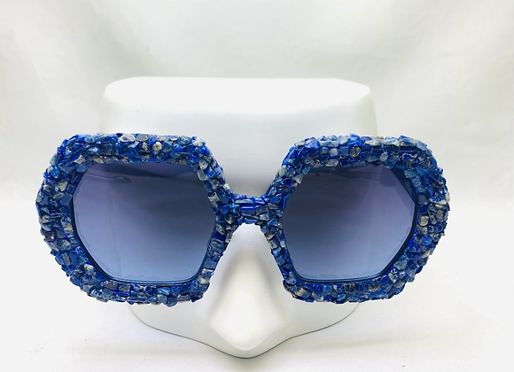 Lapis Lazuli Octagon