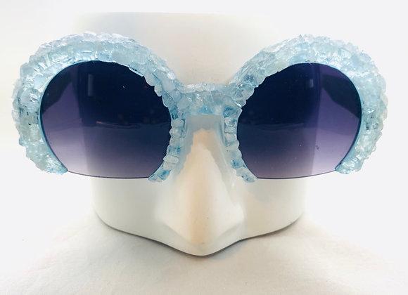 Aquamarine Quartz Rock Candy